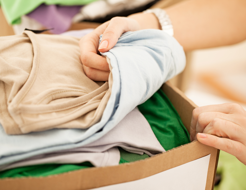 Clothes for Donation