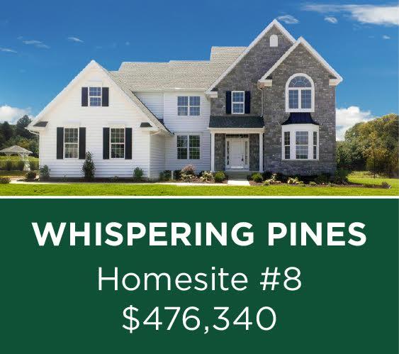 Whispering Pines price