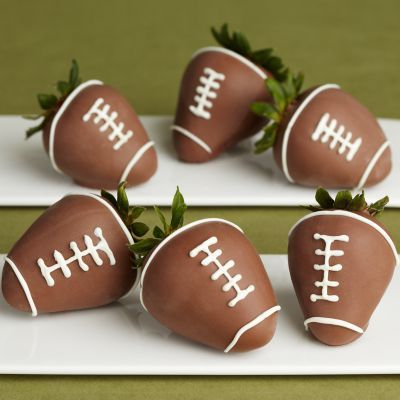 chocolate football